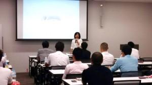 経営者セミナー講師